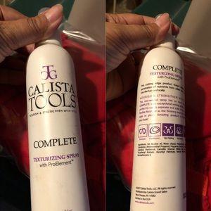 Calista tools texturizing spray (set of 2 bottles)